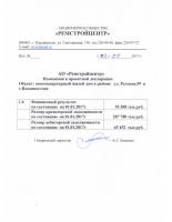 Изменение от 03.04.2017 по Русской,59 к проектной декларации от 01.04.2016 г.